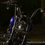 Harley Davidson India customized bike front