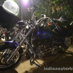 Harley Davidson India customized bike