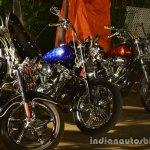 Harley Davidson India customized bikes