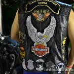 Harley Davidson India jacket