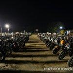 Harley Davidson India southern HOG ride 300 motorcycles
