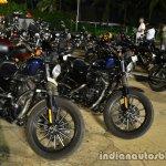 Harley Davidson India southern HOG ride Iron 883