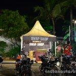 Harley Davidson India southern HOG ride Swap Shop