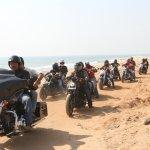 Harley Davidson India southern HOG ride mahabalipuram