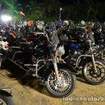 Harley Davidson India southern HOG ride