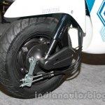 Hero Pleasure Special Edition front tyre