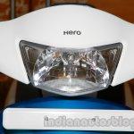 Hero Pleasure Special Edition headlight