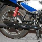 Hero Splendor iSMART rear suspension