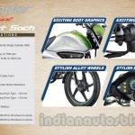 Hero Splendor iSMART specifications