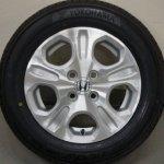 Honda Amaze Modulo alloy wheel
