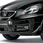 Honda Amaze Modulo front spoiler