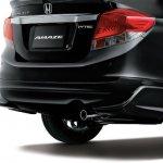 Honda Amaze Modulo rear spoiler