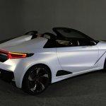 Honda S660 Concept rear
