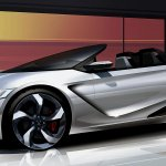 Honda S660 Concept side