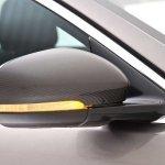 Jaguar XF Carbon Pack carbon fiber wing mirrors