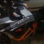 KTM 1190 Adventure side