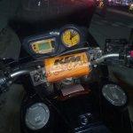 KTM 950 Adventure instrument cluster