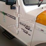 Mahindra Bolero Pik-up facelift badge