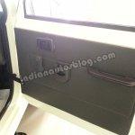 Mahindra Bolero Pik-up facelift door pad