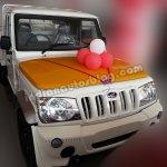 Mahindra Bolero Pik-up facelift