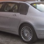 Mercedes S Class Pullman hybrid rear