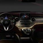 Mercedes V Class interiors