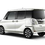 Mitsubishi eK Space Custom rear