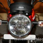 New Hero HF Dawn headlight