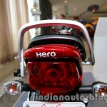 New Hero HF Deluxe brake light