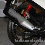 New Hero Karizma ZMR rear disc brake