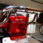 New Hero Splendor Pro JI brake light