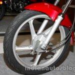 New Hero Splendor Pro alloy wheels