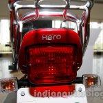 New Hero Splendor Pro brake light