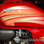 New Hero Splendor Pro graphics