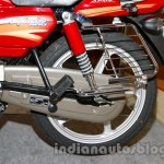New Hero Splendor Pro rear suspension
