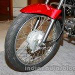 New Hero Super Splendor front tyre