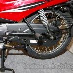 New Hero Super Splendor rear suspension