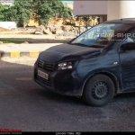 Next generation Maruti A-Star front