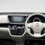 Nissan Dayz Roox dashboard