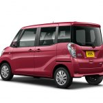 Nissan Dayz Roox interiors