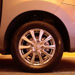 Nissan Evalia alloy wheel