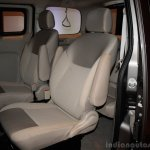 Nissan Evalia captain chairs