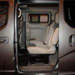 Nissan Evalia captain seats