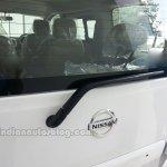 Nissan Evalia facelift rear wiper