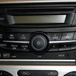 Nissan Evalia music system