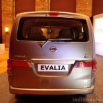 Nissan Evalia rear view
