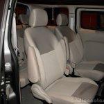 Nissan Evalia seats