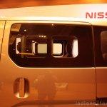 Nissan Evalia window open outside view