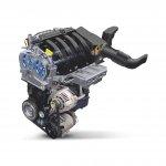 Nissan K4M petrol engine