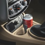 Nissan Terrano cup holder